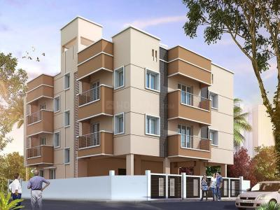 Gallery Cover Image of 1110 Sq.ft 2 BHK Apartment for buy in Saligramam for 7770000