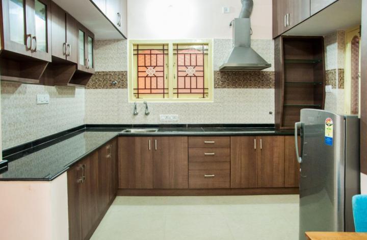 Kitchen Image of PG 4642215 Amrutahalli in Amrutahalli