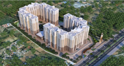 Gallery Cover Image of 999 Sq.ft 2 BHK Apartment for buy in Prestige Finsbury Park Hyde, Gummanahalli for 5100000