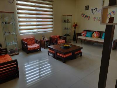 Gallery Cover Image of 3500 Sq.ft 4 BHK Apartment for rent in Habitat Crest, Krishnarajapura for 65000