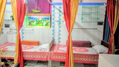 Bedroom Image of Shushila PG in Shyambazar