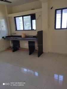 Kitchen Image of 475 Sq.ft 1 RK Apartment for buy in Dhanori for 2300000