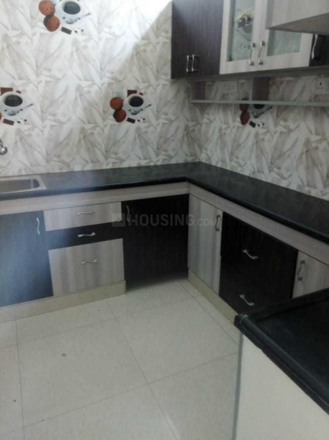 Kitchen Image of 1000 Sq.ft 2 BHK Independent Floor for rent in Velachery for 15000