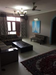 Living Room Image of PG 4040620 Kamla Nagar in Kamla Nagar