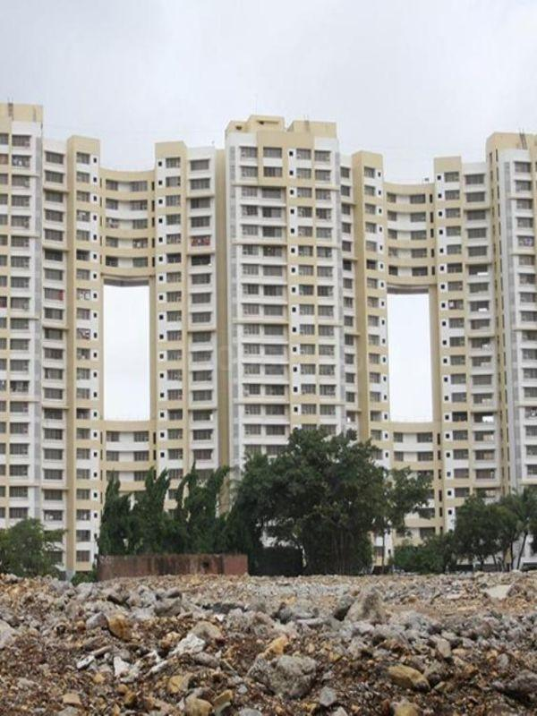 Building Image of 1485 Sq.ft 3 BHK Apartment for rent in Kandivali East for 35000