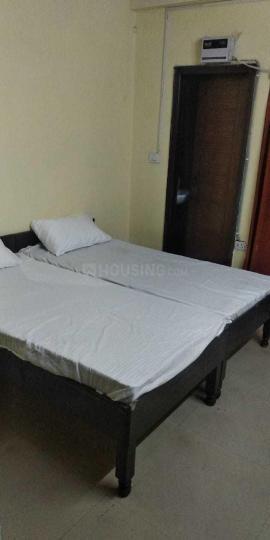 लाजपत नगर में गर्ल्स पीजी में बेडरूम की तस्वीर