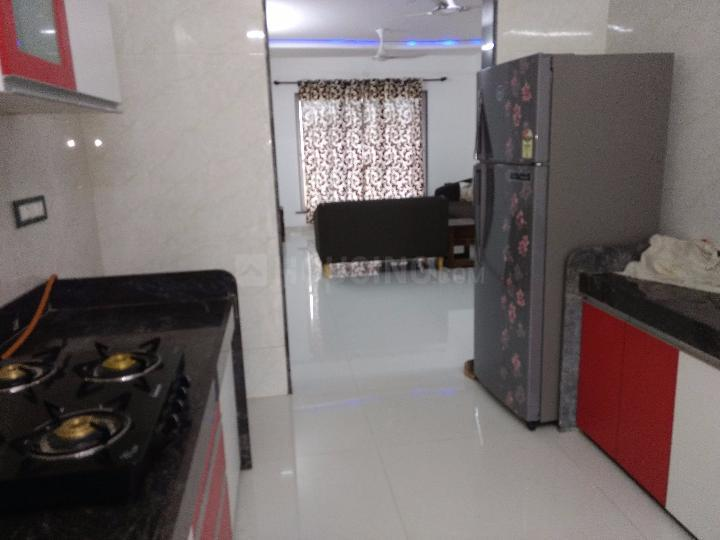 Kitchen Image of 900 Sq.ft 2 BHK Apartment for rent in Andheri West for 63000