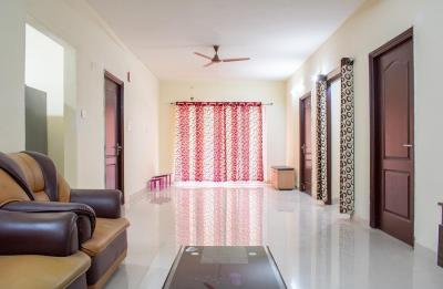 Gallery Cover Image of 2000 Sq.ft 3 BHK Apartment for rent in Hafeezpet for 41800