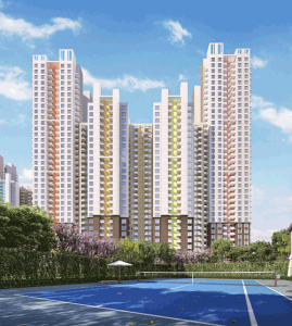 Gallery Cover Image of 1359 Sq.ft 3 BHK Apartment for buy in Hero Homes Gurgaon, Sector 104 for 11500000