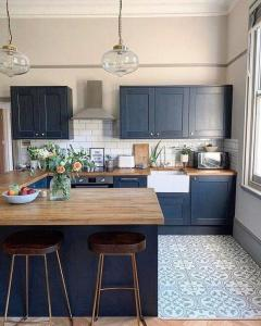 Kitchen Image of 1100 Sq.ft 3 BHK Independent House for buy in West Mere for 5000000