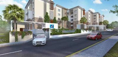 Gallery Cover Image of 1855 Sq.ft 3 BHK Apartment for buy in Vaishnavi Triniti, Hebbal Kempapura for 11700000