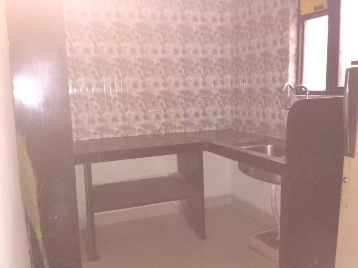 Kitchen Image of 850 Sq.ft 2 BHK Apartment for rent in Tingre Nagar for 14000
