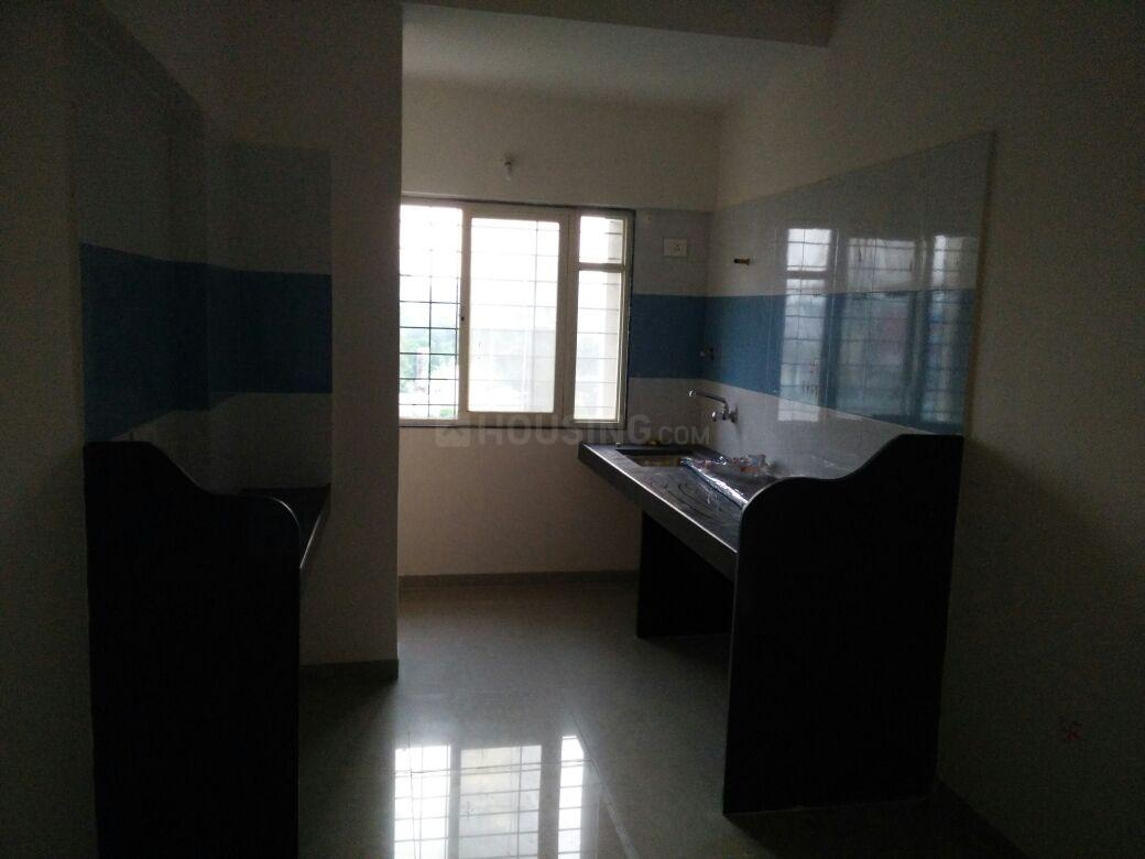 Kitchen Image of 935 Sq.ft 2 BHK Apartment for rent in Handewadi for 12000