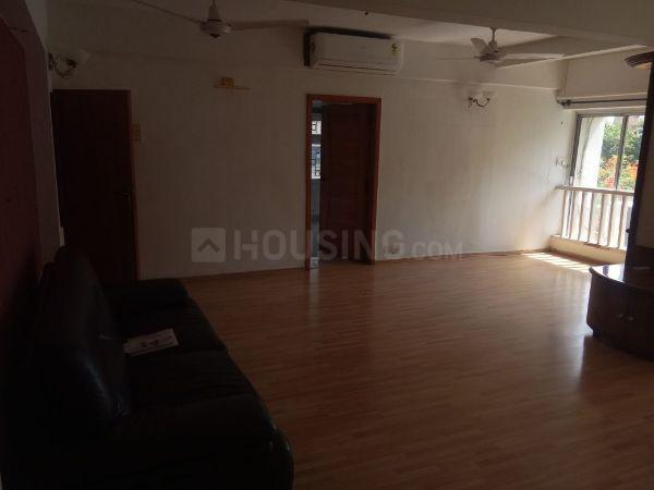 Living Room Image of 2400 Sq.ft 4 BHK Apartment for rent in Bandra West for 250000