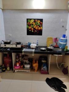 Kitchen Image of Pradhan PG in Ulwe