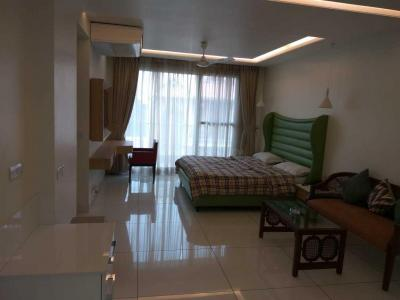 Gallery Cover Image of 1500 Sq.ft 1 BHK Independent Floor for rent in South Extension II for 50000