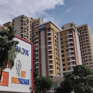 Gallery Cover Image of 730 Sq.ft 1 BHK Apartment for buy in DB Ozone, Dahisar East for 5500000