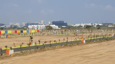 Gallery Cover Image of 1120 Sq.ft Residential Plot for buy in Navalur for 3192000