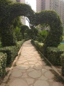 Garden Area Image of 3125 Sq.ft 4 BHK Apartment for buy in Godrej Frontier, Sector 80 for 16500000