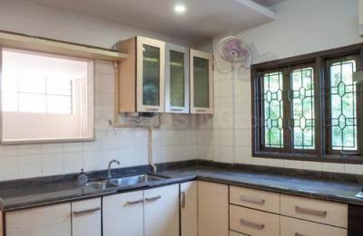 Kitchen Image of 3bhk Villa In Film Nagar in Jubilee Hills