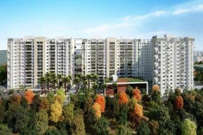 Gallery Cover Image of 1599 Sq.ft 3 BHK Apartment for buy in Vaswani Menlo Park, Brookefield for 12339801
