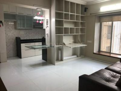 Gallery Cover Image of 750 Sq.ft 1 BHK Apartment for rent in Mantri Park, Goregaon East for 32000