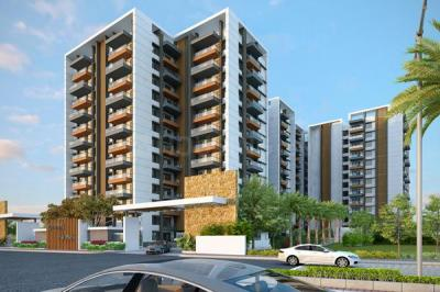 Gallery Cover Image of 1648 Sq.ft 2 BHK Apartment for buy in Narsingi for 7745600