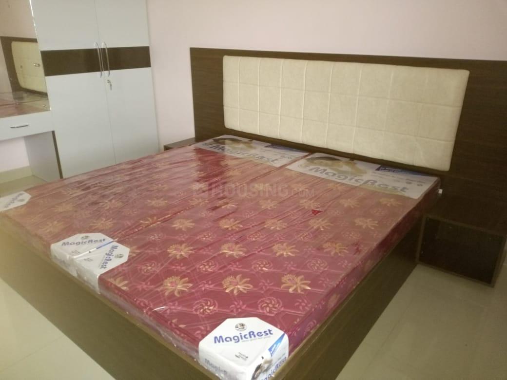 Bedroom Image of 1000 Sq.ft 2 BHK Independent Floor for buy in Mansarovar Extension for 2300000