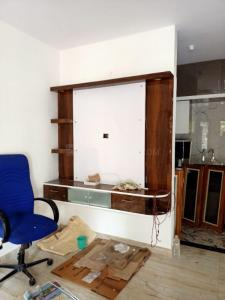 Gallery Cover Image of 600 Sq.ft 1 BHK Independent Floor for rent in Vijayanagar for 12000