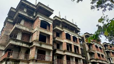 Gallery Cover Image of 440 Sq.ft 1 RK Apartment for buy in Krishna Galaxy, Ulhasnagar for 2070000