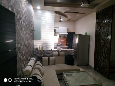 Gallery Cover Image of 125 Sq.ft 3 BHK Independent House for rent in Tri Nagar for 25000