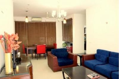 Gallery Cover Image of 2082 Sq.ft 3 BHK Apartment for rent in Sector 49 for 32000