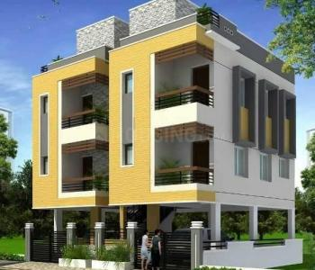 Gallery Cover Image of 612 Sq.ft 1 BHK Apartment for buy in Kattupakkam for 2754000