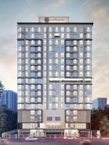 Gallery Cover Image of 342 Sq.ft 1 RK Apartment for buy in Sheth Creators Aadhayay, Andheri East for 9400000
