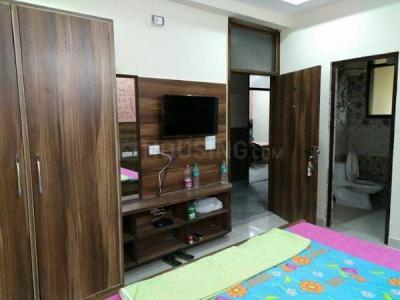 Gallery Cover Image of 554 Sq.ft 1 RK Independent Floor for rent in Sector 57 for 15000