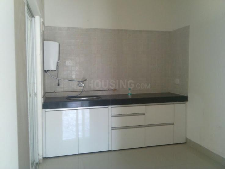 Kitchen Image of 1020 Sq.ft 2 BHK Apartment for rent in Undri for 17000