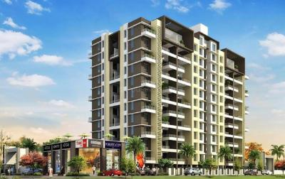 Gallery Cover Image of 945 Sq.ft 2 BHK Apartment for buy in Mont Vert Vivant, Wakad for 5600000