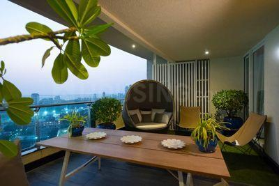 Gallery Cover Image of 9710 Sq.ft 5+ BHK Apartment for buy in Lower Parel for 350000000