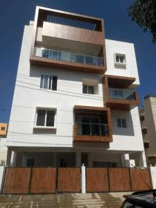 Gallery Cover Image of 600 Sq.ft 1 RK Apartment for rent in Singasandra for 12000