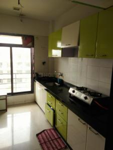 Gallery Cover Image of 650 Sq.ft 1 BHK Apartment for rent in Om Sai Heights, Nalasopara West for 6500