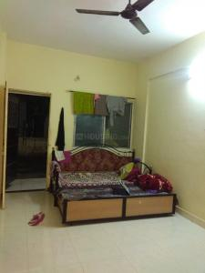 Gallery Cover Image of 690 Sq.ft 1 BHK Apartment for rent in Wakad for 12400