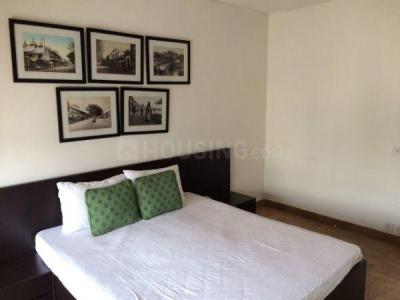 Gallery Cover Image of 900 Sq.ft 1 BHK Independent Floor for rent in South Extension II for 55000