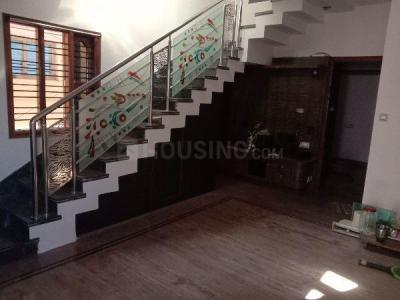 Gallery Cover Image of 1200 Sq.ft 3 BHK Independent Floor for rent in Nandini Layout for 30000