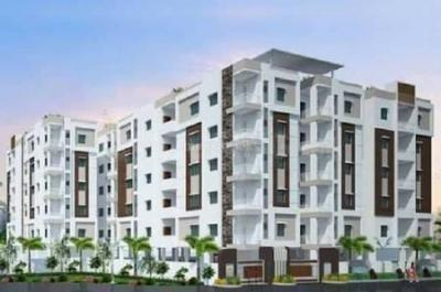 Gallery Cover Image of 950 Sq.ft 2 BHK Apartment for buy in Alpine Square, Patancheru for 4550000