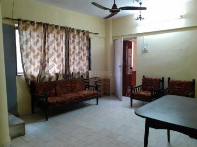 Gallery Cover Image of 1250 Sq.ft 3 BHK Apartment for rent in Kopar Khairane for 26000
