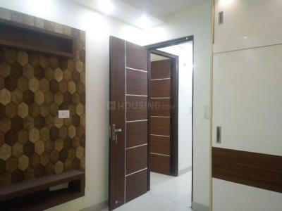 Gallery Cover Image of 500 Sq.ft 1 BHK Independent Floor for buy in Dwarka Mor for 1900000