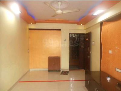 Gallery Cover Image of 580 Sq.ft 1 BHK Apartment for rent in Thane West for 21000