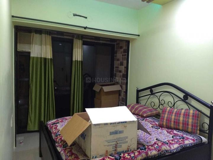 Bedroom Image of 650 Sq.ft 1 BHK Apartment for rent in Santacruz East for 40000