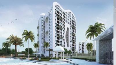 Gallery Cover Image of 1295 Sq.ft 3 BHK Apartment for buy in Dream One, New Town for 8800000