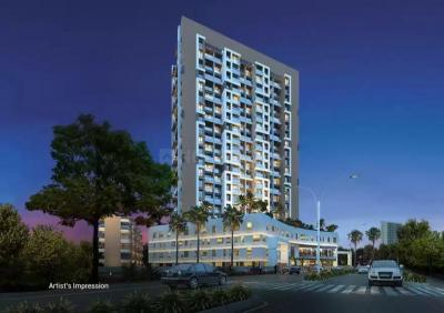 Gallery Cover Image of 817 Sq.ft 2 BHK Apartment for buy in Sanpada for 14400000